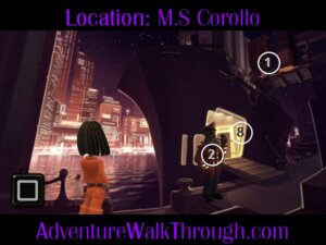 The Journey Down Ch1 Part2 MS Corollo
