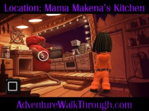 The Journey Down Ch1 Part3 mama kitchen