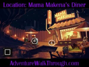 The Journey Down Ch1 Part3 mama makena diner