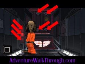 The Journey Down Ch1 Part5 door