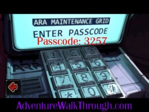 The Journey Down Ch1 Part5 passcode