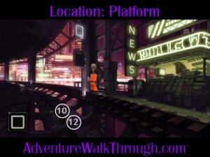 The Journey Down Ch1 Part5 platform