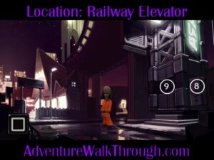 The Journey Down Ch1 Part5 railway elevator