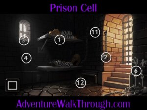 The Journey Down Ch2 Part2 prison cell