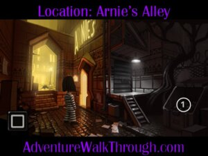 The Journey Down Ch2 Part3 Arnie Alley