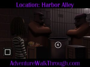 The Journey Down Ch2 Part3 harbor alley