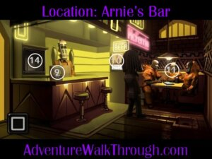 The Journey Down Ch2 Part4 Arnie Bar
