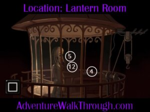 The Journey Down Ch2 Part4 lantern room