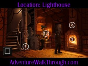 The Journey Down Ch2 Part4 lighthouse
