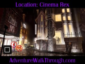 The Journey Down Ch2 Part5 cinema rex