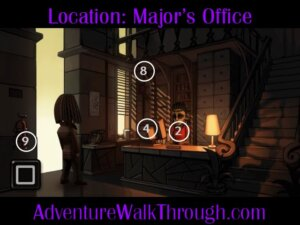 The Journey Down Ch2 Part5 major office