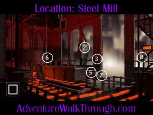 The Journey Down Ch2 Part6 steel mill