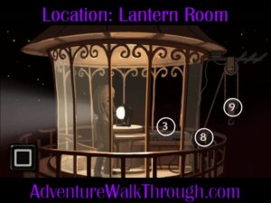 The Journey Down Ch2 Part7 lantern room