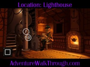 The Journey Down Ch2 Part7 lighthouse