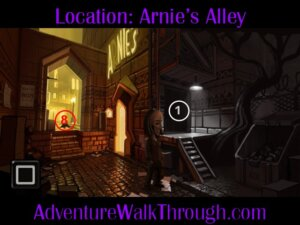 The Journey Down Ch2 Part8 alley