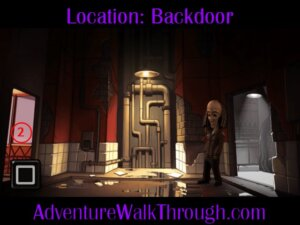 The Journey Down Ch2 Part8 backdoor