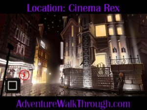 The Journey Down Ch2 Part8 cinema rex