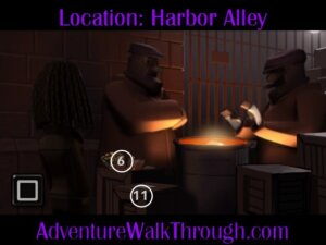 The Journey Down Ch2 Part8 harbor alley