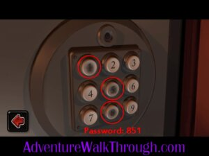 The Journey Down Ch2 Part8 keypad