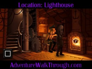 The Journey Down Ch2 Part8 lighthouse