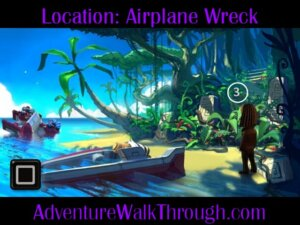 The Journey Down Ch2 Part9 Airplane Wreck
