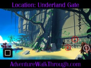 The Journey Down Ch2 Part9 Underland Gate