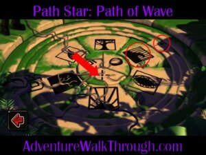 The Journey Down Ch2 Part9 path star dial